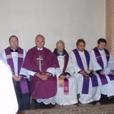 Adventssingen Vokányban - Püspöki szentmise