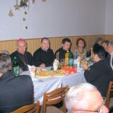 Adventssingen Vokányban - Vacsora