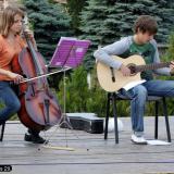 A pécsi Tuar együttes ír és kelta népzenét játszik 2.