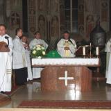 Csaba testvér látogatása Siklóson 2012.10.04.