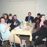 Farsangi bál - Vokányi asztaltársaság