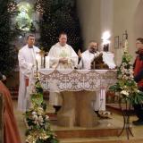 Hálaadó szentmise Gyűdön