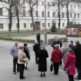 Zarándoklat Esztergom 2015. november 22.