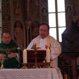 Pál József atya elköszönő miséje 2015. augusztus 2.